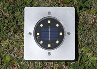 solar powered led driveway lights , Plastic Body Lawn Yard Led Inground Uplights