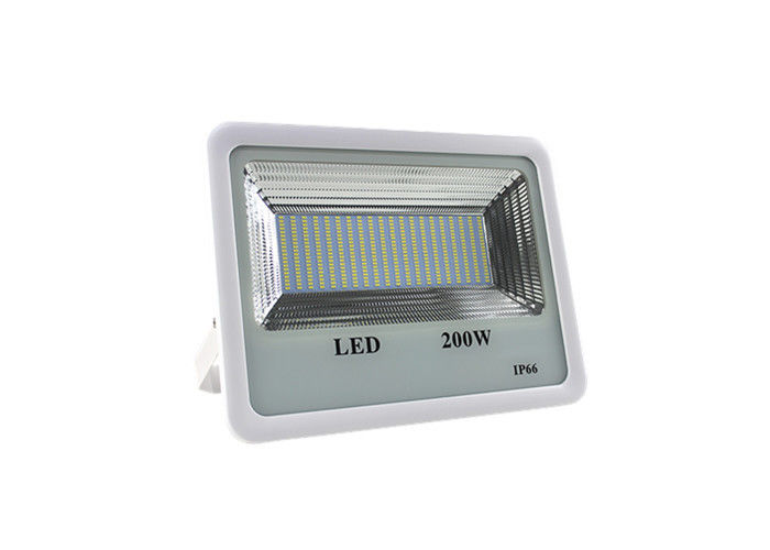 Energy Saving Dimmable Industrial Outdoor Led Flood Lights 200w No Glare