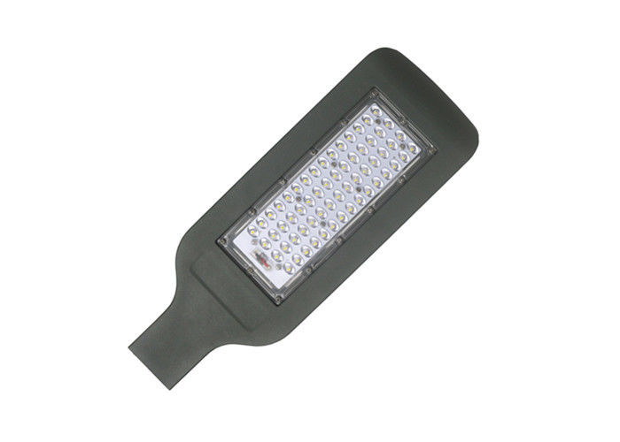 High Brightness Outdoor Lighting Street Lamps 50w 3000K With Isolated Drive