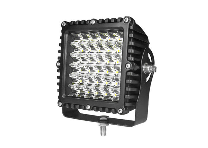 DC12V 7560 Lm Off Road Auxiliary Lights , 4 Inch 108W Offroad Led Bar
