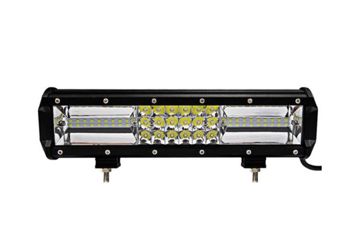 11 Inch 162W Led Off Road Light Bars For Trucks 11340 Lm Dust Proof